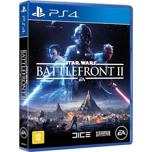 Jogo Midia Fisica Star Wars Battlefront 2 Original Ps4