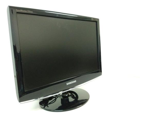 Monitor Samsung Syncmaster 733nw 17 Polegadas