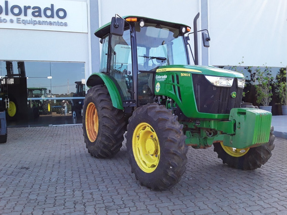 Trator Jd 5090 - Ano 2019 - 900 Horas
