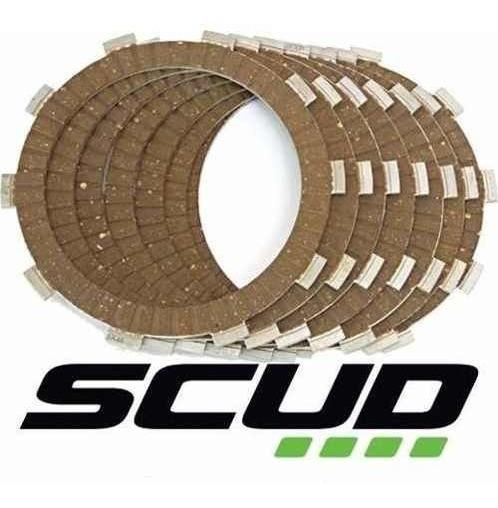 Disco Embreagem Scud Falcon Nx 400 Cod 10150006