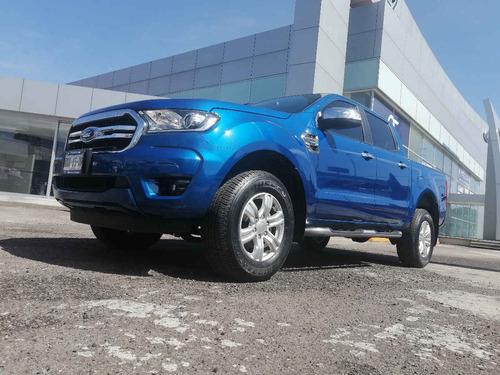 Imagen 1 de 15 de Ford  Ranger  2021  4p Pickup Xlt Doble L4/2.5 Man 4x2