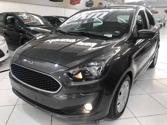 Ford Ka Se Plus 1.5 12v Flex Aut. - 2019/2020 - 0km