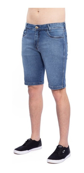 Bermuda Masculina Jeans Distrito