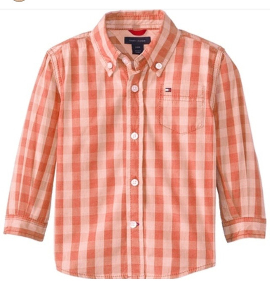 bcff769e45a4 Camisas Tommy Hilfiger Manga Larga - Ropa, Zapatos y Accesorios en ...