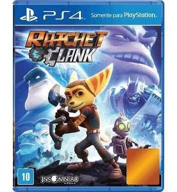 Ratchet & Clank Para Ps4 Em Português