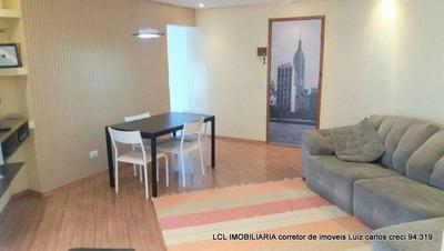 Apartamento Residencial À Venda, Jardim Henriqueta, Taboão Da Serra. - Ap0004
