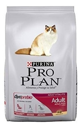 Proplan Gato Adulto 3 Kg Optiprebio Croquetas Envío Gratis