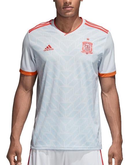 Jersey Seleccion De España Visitante Hombre adidas Br2697