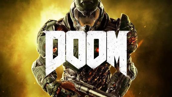 Doom + 1 Jogo Gratis ( Mídia Física) Pc - Dvd