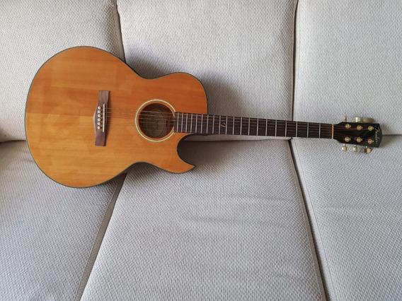 Violão Fender Sólido, Raro! (epiPhone Tagima Takamine Taylor