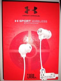 Fone De Ouvido Jbl Under Armour Sport Wireless Bluetooth