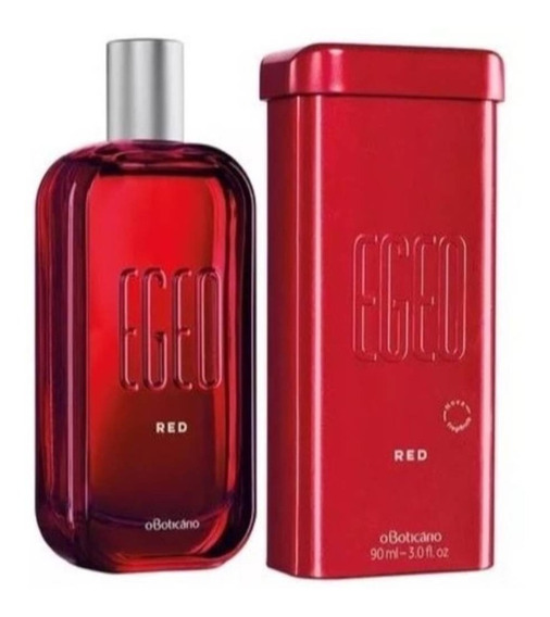 Egeo Red O Boticário 90ml Novo