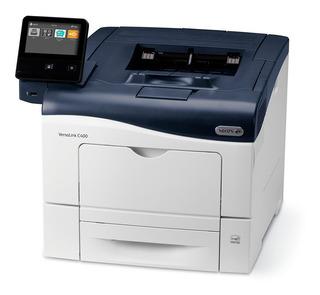 Impresora Laser Color Xerox C400 Duplex Red Email Nube