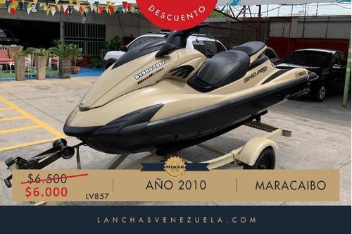 Moto De Agua Yamaha Waverunner Fzs Sho Lv857