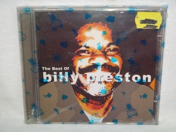 Cd - Billy Preston - The Best Of Billy Preston