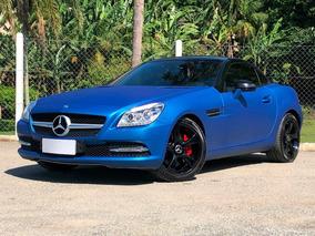 Mercedes-benz Classe Slk 250 Ano 2015 Branca 13.000km