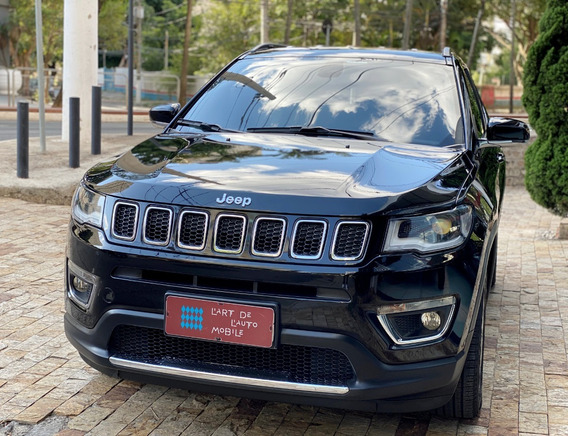 Jeep Compass 2.0 16v Flex Limited Automático 2017