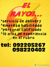 Delivery Y Cadeteria Para Tu Empresa.