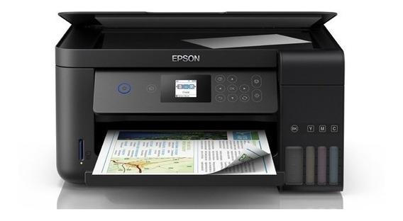 Impresora L4160 Epson Original Wifi Duplex Lcd 2añosgarant