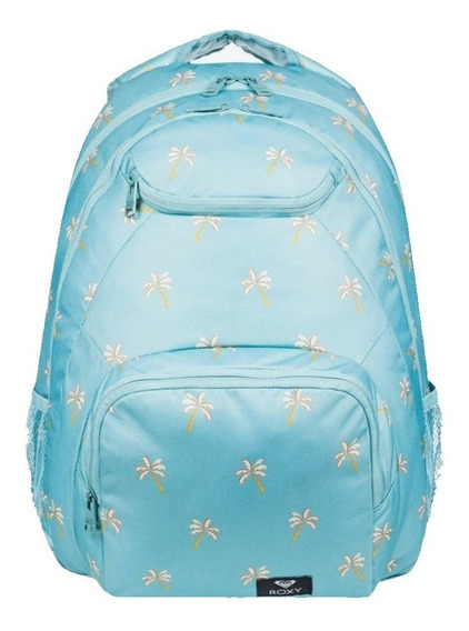 Mochila Roxy Shadow Swell Turquesa