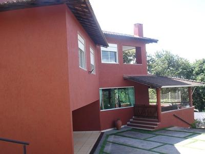 Casa Em Condomínio Com 3 Quartos Para Comprar No Pasárgada Em Nova Lima/mg - 1640