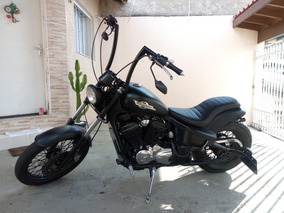 Shadow 600 Bobber Guidão Diablo 16 - 1998