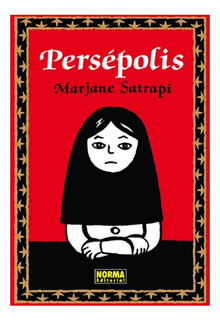 Persépolis - Marjane Satrapi - Norma