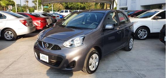 Nissan March 2017 ¡ Promo Hasta 5% De Descuento !