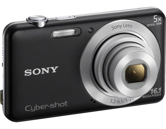 Camara Digital Sony W710 16.1 Megapixels 5x Zoom Hd 720p