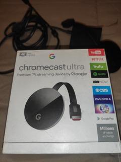 Chromecast 2 Ultra 4k