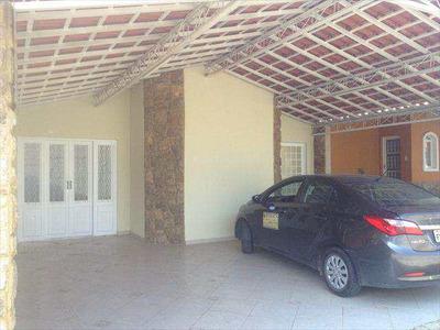 Casa Em Jacareí Bairro Parque Califórnia - V6329