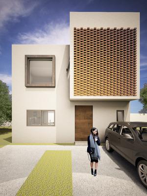 Preciosa Casa Con Hermoso Diseño
