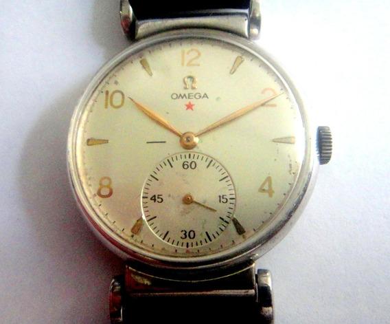 Relógio Omega Asas Trapézio A Corda