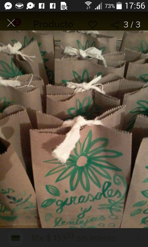 14 Kits Agricultor Bolsitas Sorpresitas Cumpleaños Infantil