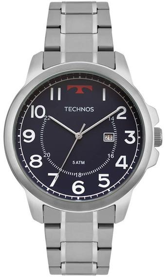 Relógio Technos Masculino 2115moz/1a Original C/ Nota Fiscal