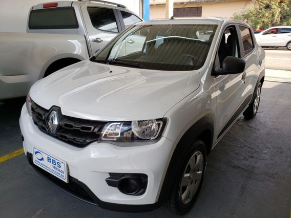 Renault Kwid Zen 1.0 12v, Gel3704
