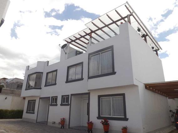 Amplia Casa Inteligente De Lujo En Calderon