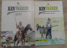 Ken Parker Ed. Definitiva Mondadori N° 1 E N° 50