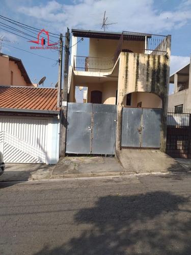 Casa A Venda No Bairro Parque Cidade Jardim Em Jundiaí - - 3386-1