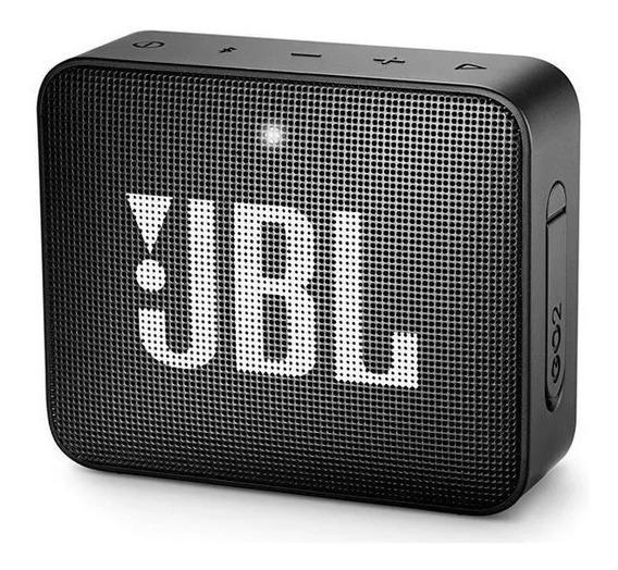 Speaker Jbl Go 2 Resistente Á Água Original -barato