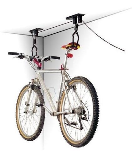 Colgador Elevador Alzador De Bicicleta