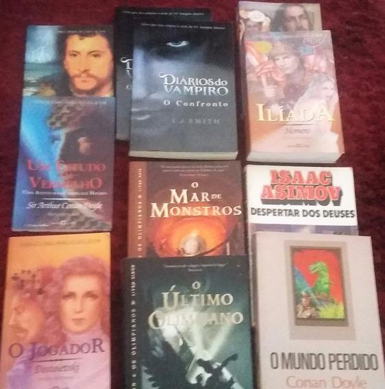 Livros - Lote Com 11 Livros Variados