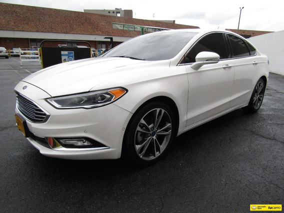 Ford Fusion Titanium Plus