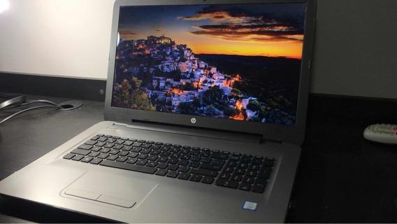 Computador Laptop Hp 17 Polegadas I5 16gb Ram 1tb