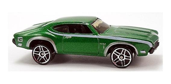 Hot Wheels Oldsmobile 442 W30 Sin Blister 2005 Solo Envios