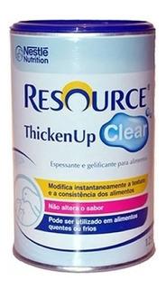 Espessante Resource Thicken Up Clear Pack Com 6 Unidades