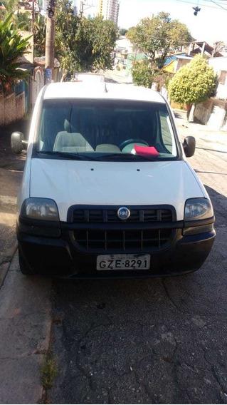 Fiat Doblo Cargo 1.3 16v Fire 4p 2002