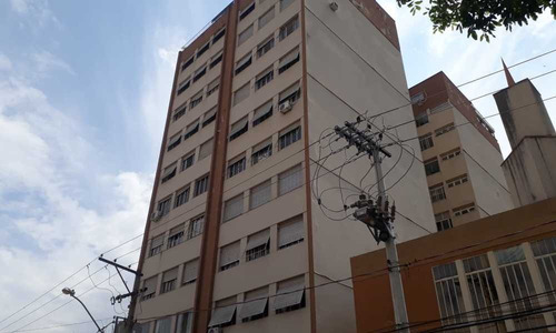 Apartamento No Edifício Ipanema - 1379