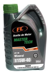 Aceite Mineral 15w40 Y 20w50 Fc