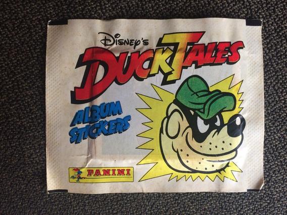 Envelope Lacrado Ducktales Importado 1987 - Metralhas